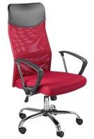 Кресло для персонала «Арго» (Хром, ткань сетка)