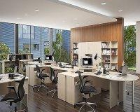Комплект мебели для персонала Канц