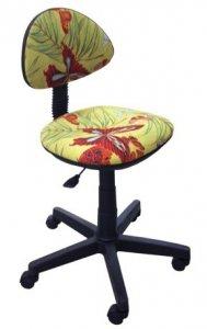 Кресло детское Логика (Цветы)